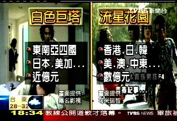 ☆【新聞】[9/3] 白色巨塔銷日 10月4日NHK上映 - sandyjerry - Sandys Blog